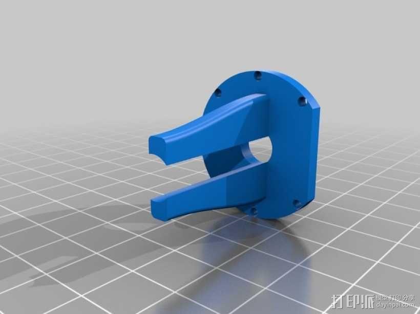 蒸汽机 3D模型  图3