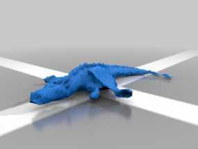 火龙 3D模型