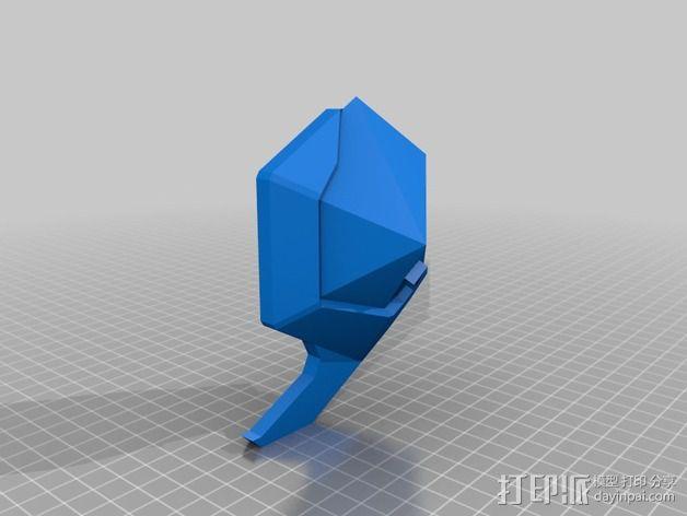 塞尔达传说 石头 3D模型  图2
