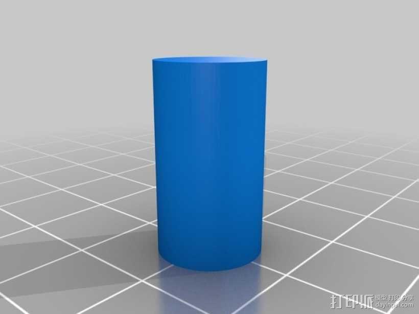 无主之地 独轮机器人  3D模型  图2