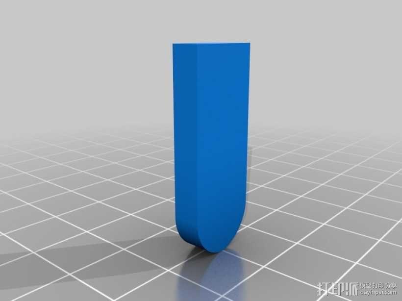 无主之地 独轮机器人  3D模型  图6