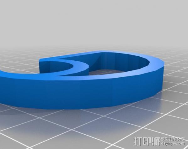 开瓶器 3D模型  图2