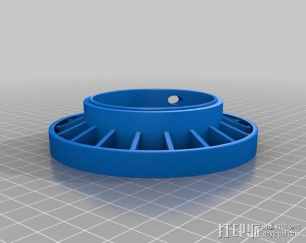 电锯 3D模型  图9