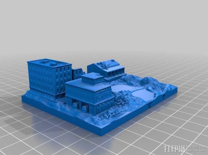 巨型机器人 3D模型  图6