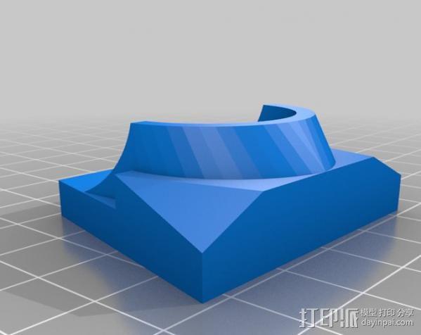 飞行的战车 3D模型  图2