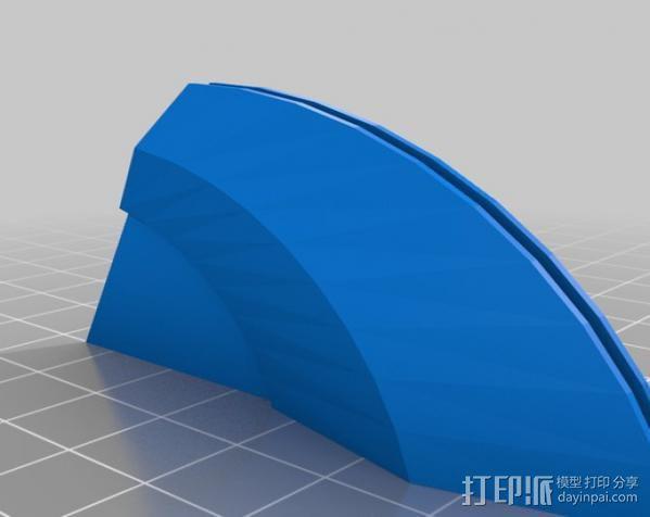 飞行的战车 3D模型  图5