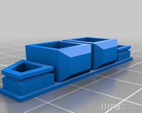 飞行的战车 3D模型  图4