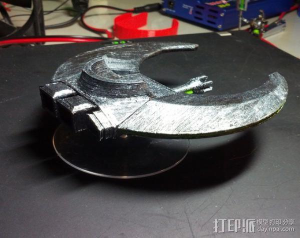 飞行的战车 3D模型  图8