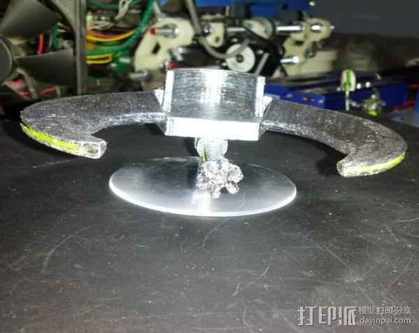 飞行的战车 3D模型  图10