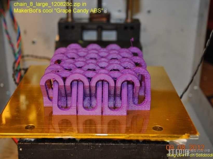 锁链  链甲 3D模型  图1
