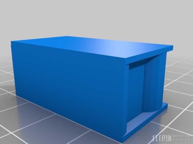 民用房屋  3D模型  图1
