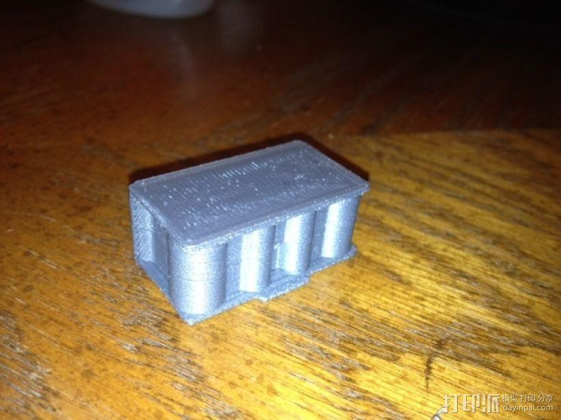 民用房屋  3D模型  图3