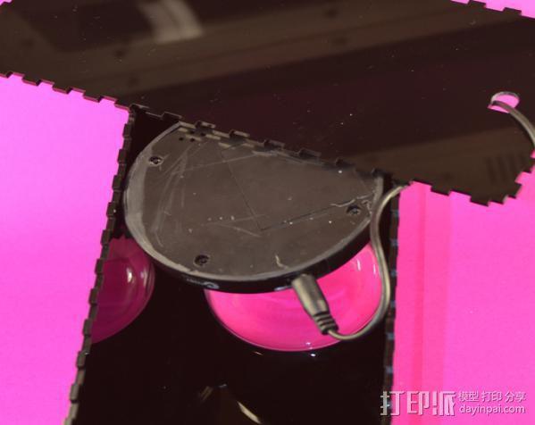 HAL 9000等离子球 监视球 3D模型  图4