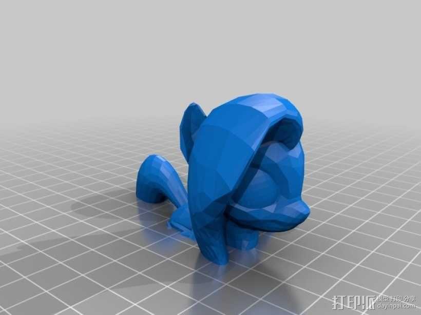 小马宝莉 小马驹 3D模型  图4