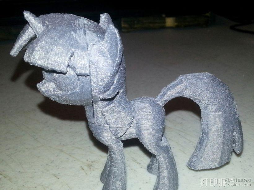 小马宝莉 小马驹 3D模型  图6