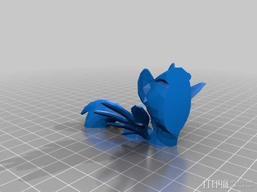 小马宝莉 小马驹 3D模型  图13