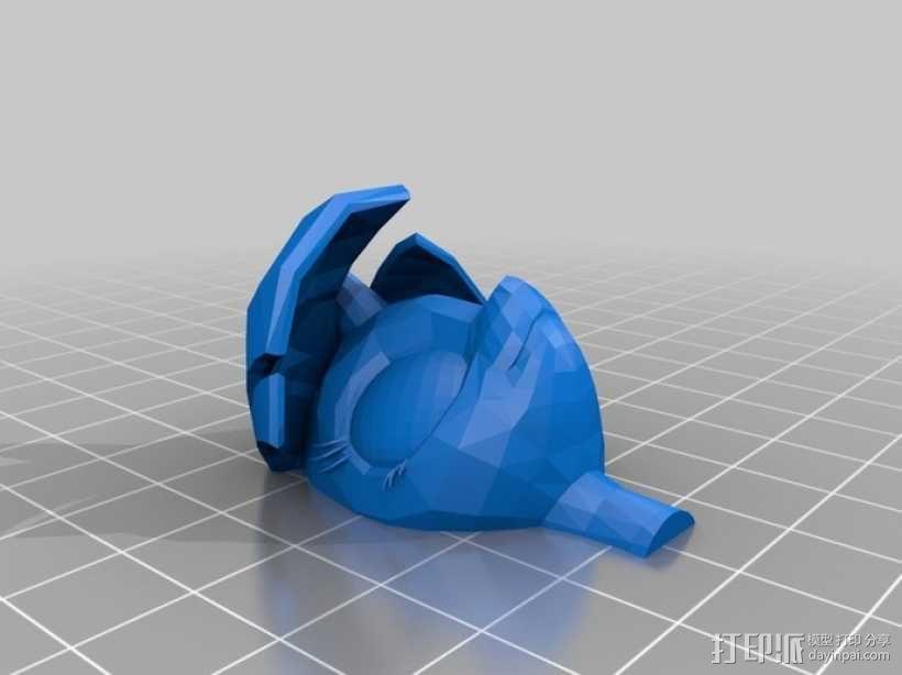 小马宝莉 小马驹 3D模型  图17