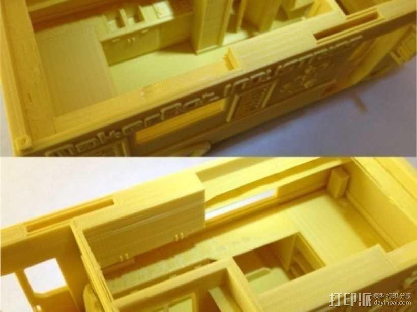 旅行车 房车 3D模型  图7
