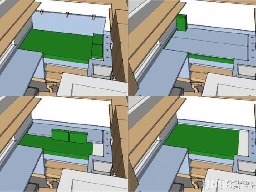 旅行车 房车 3D模型  图10