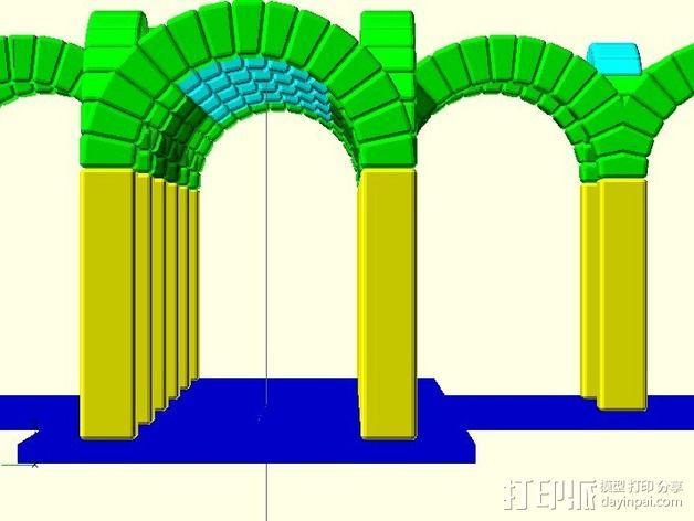 罗马大教堂 3D模型  图7