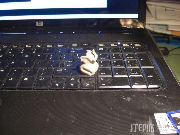 大象宝宝 3D模型  图2
