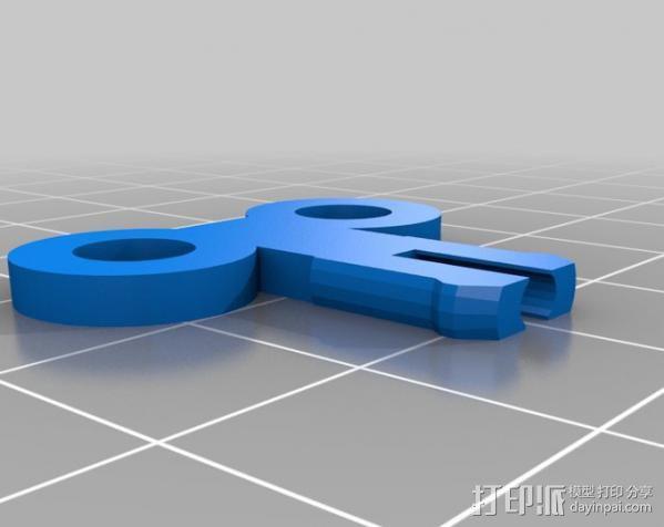 炸弹 3D模型  图4