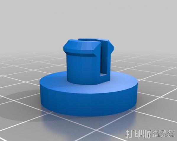 炸弹 3D模型  图7