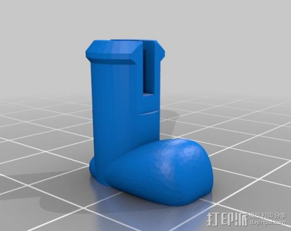 炸弹 3D模型  图6