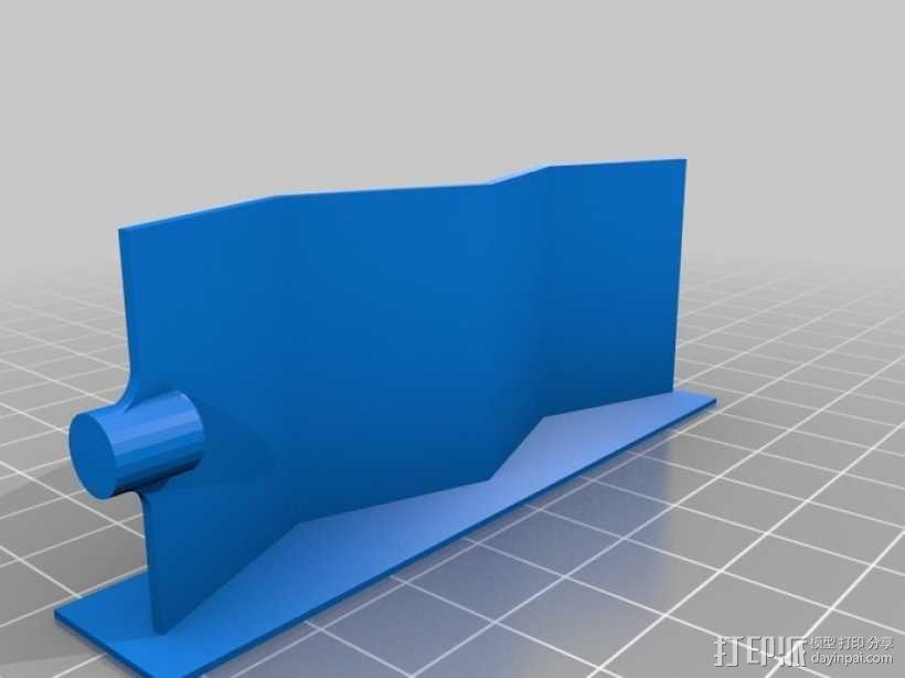 运输机 3D模型  图3