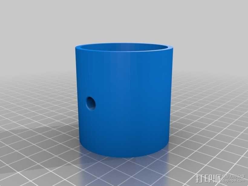 运输机 3D模型  图2