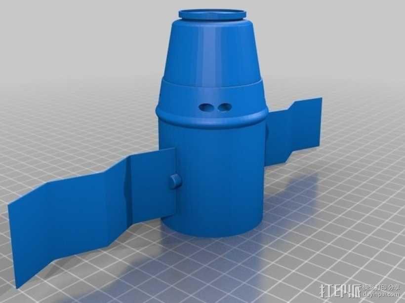 运输机 3D模型  图5