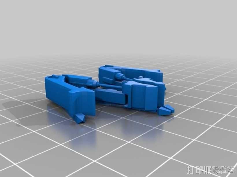 终结者捕猎杀手飞船 3D模型  图7