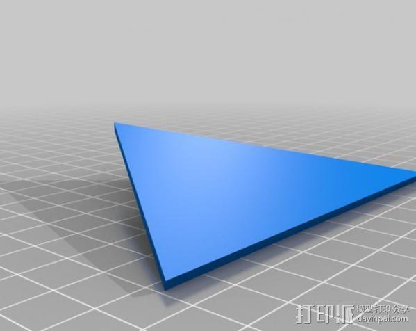 网格状圆顶建筑结构 3D模型  图6