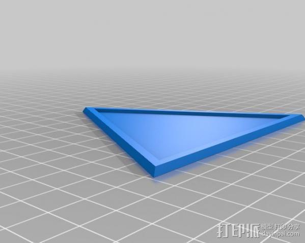 网格状圆顶建筑结构 3D模型  图7