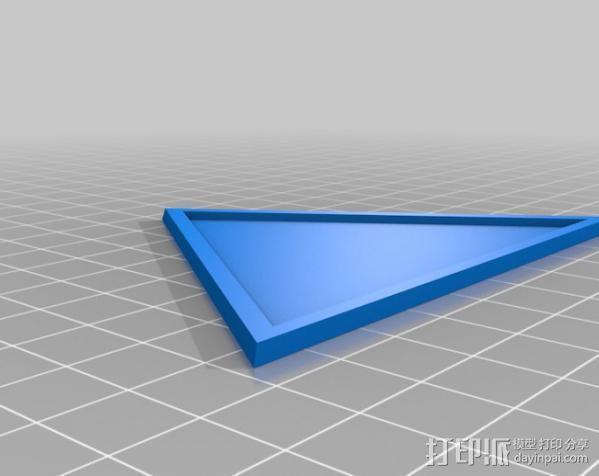 网格状圆顶建筑结构 3D模型  图10