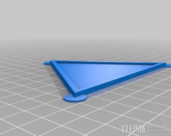 网格状圆顶建筑结构 3D模型  图11