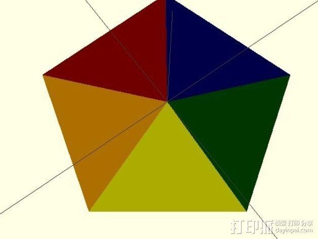 网格状圆顶建筑结构 3D模型  图13