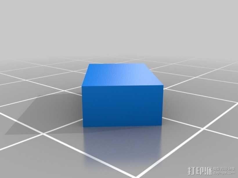 MiniFig 机器人 3D模型  图7