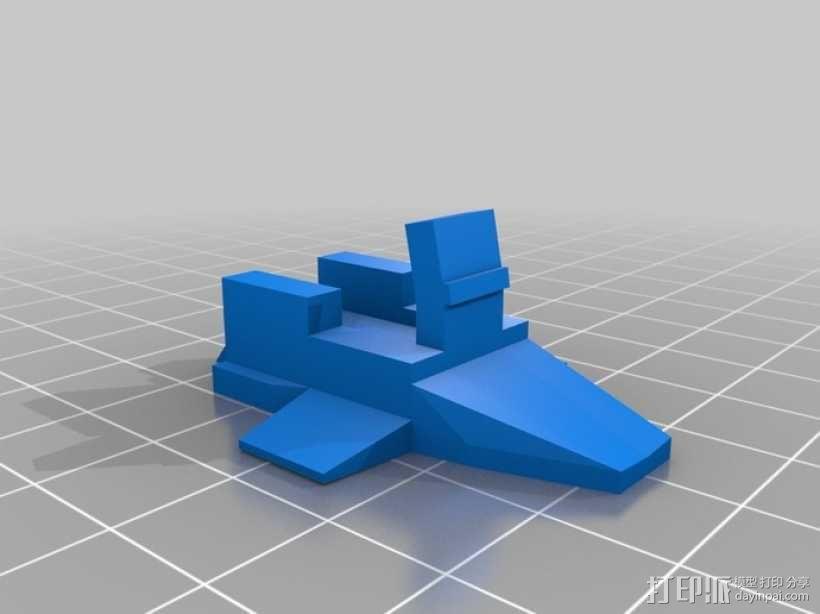 MiniFig 机器人 3D模型  图10