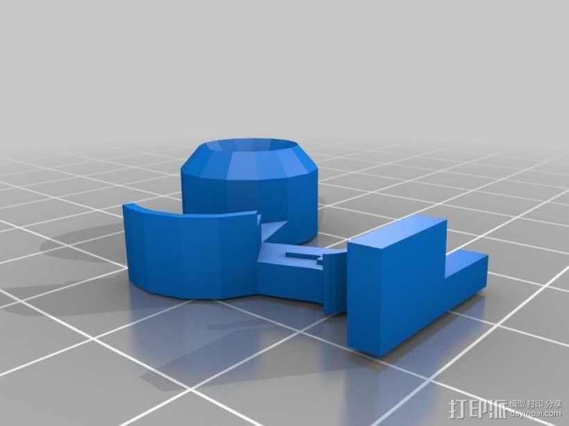 MiniFig 机器人 3D模型  图17