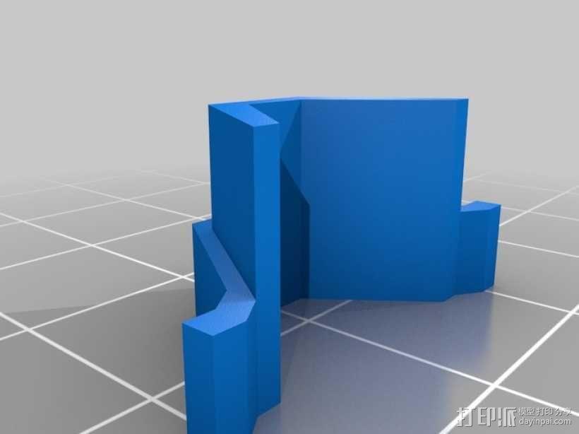 MiniFig 机器人 3D模型  图20