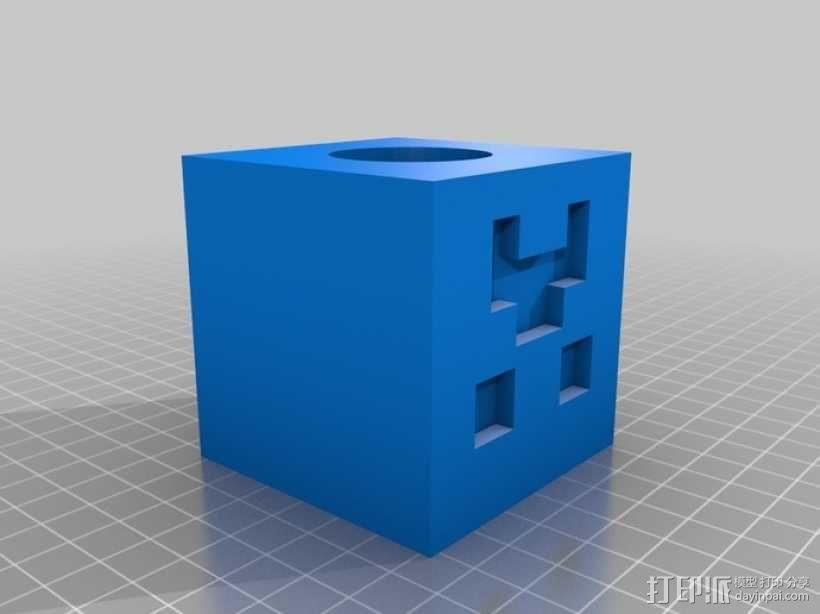 我的世界 爬行者 3D模型  图6