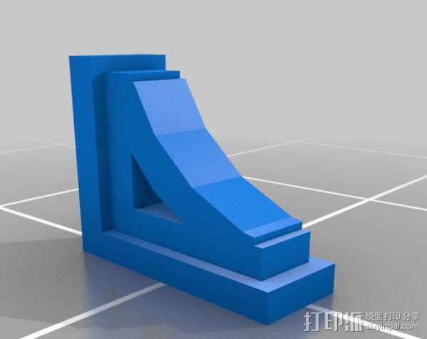 梁托 托臂 建筑支撑 3D模型  图8