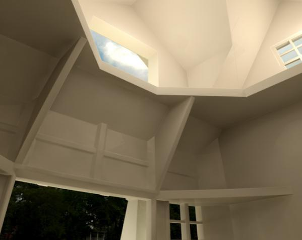 漂亮鸟笼房子 3D模型  图3