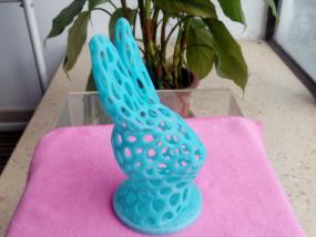 兔子头 3D打印制作