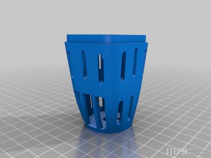 FDM 3D打印的滑翔机 3D模型  图15