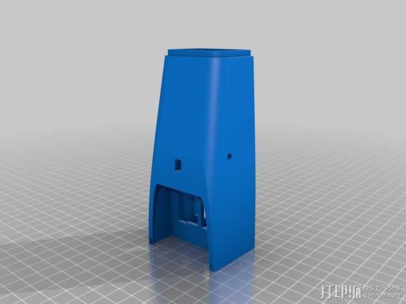 FDM 3D打印的滑翔机 3D模型  图18