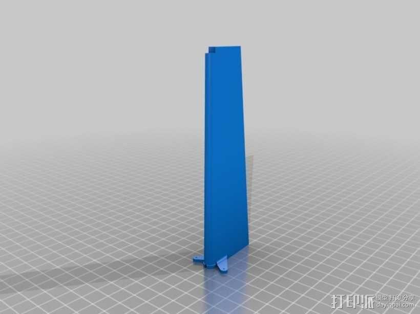 FDM 3D打印的滑翔机 3D模型  图22
