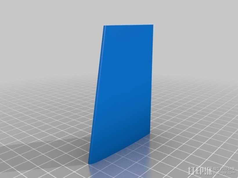 FDM 3D打印的滑翔机 3D模型  图28