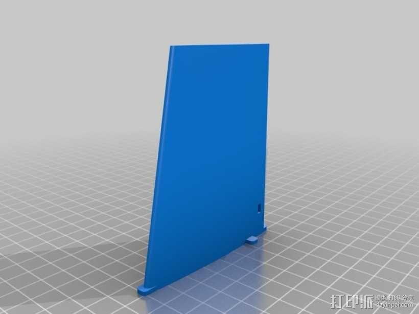 FDM 3D打印的滑翔机 3D模型  图30